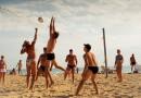 Пляжный волейбол. Общее описание и технические особенности.