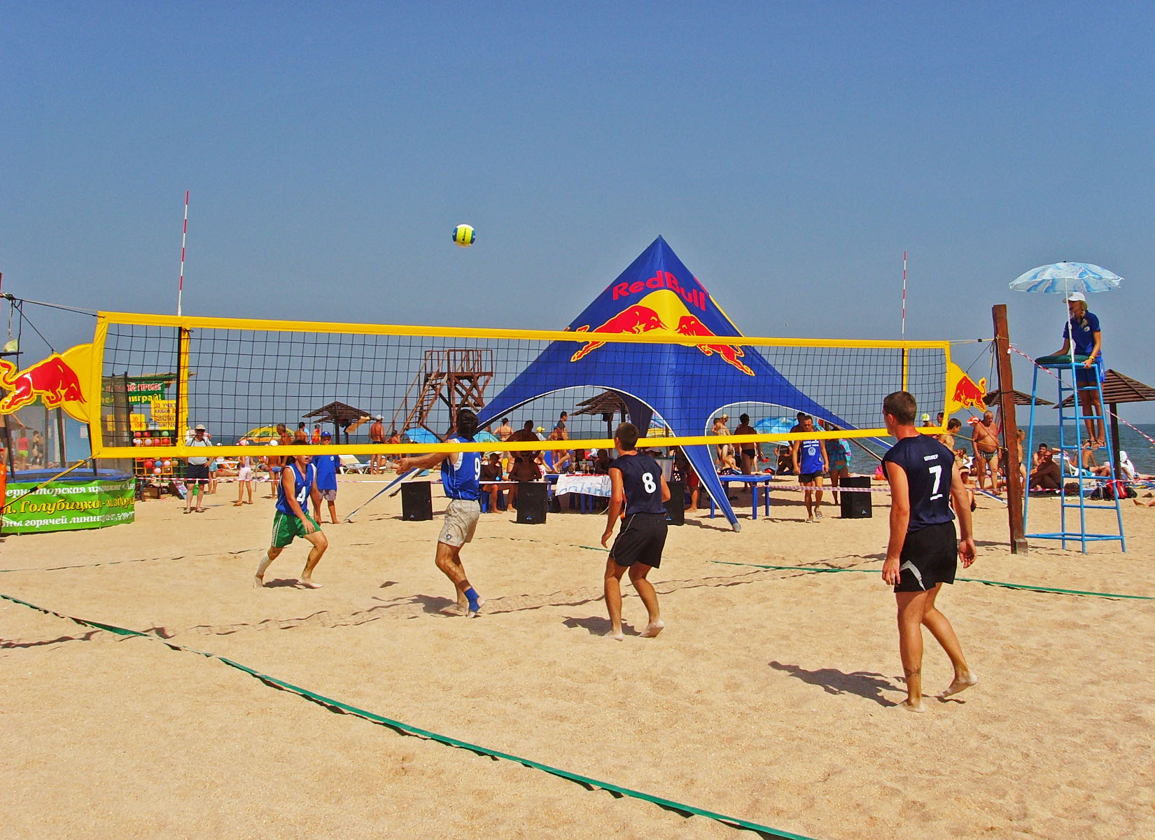 схема 5-1 игры волейбол