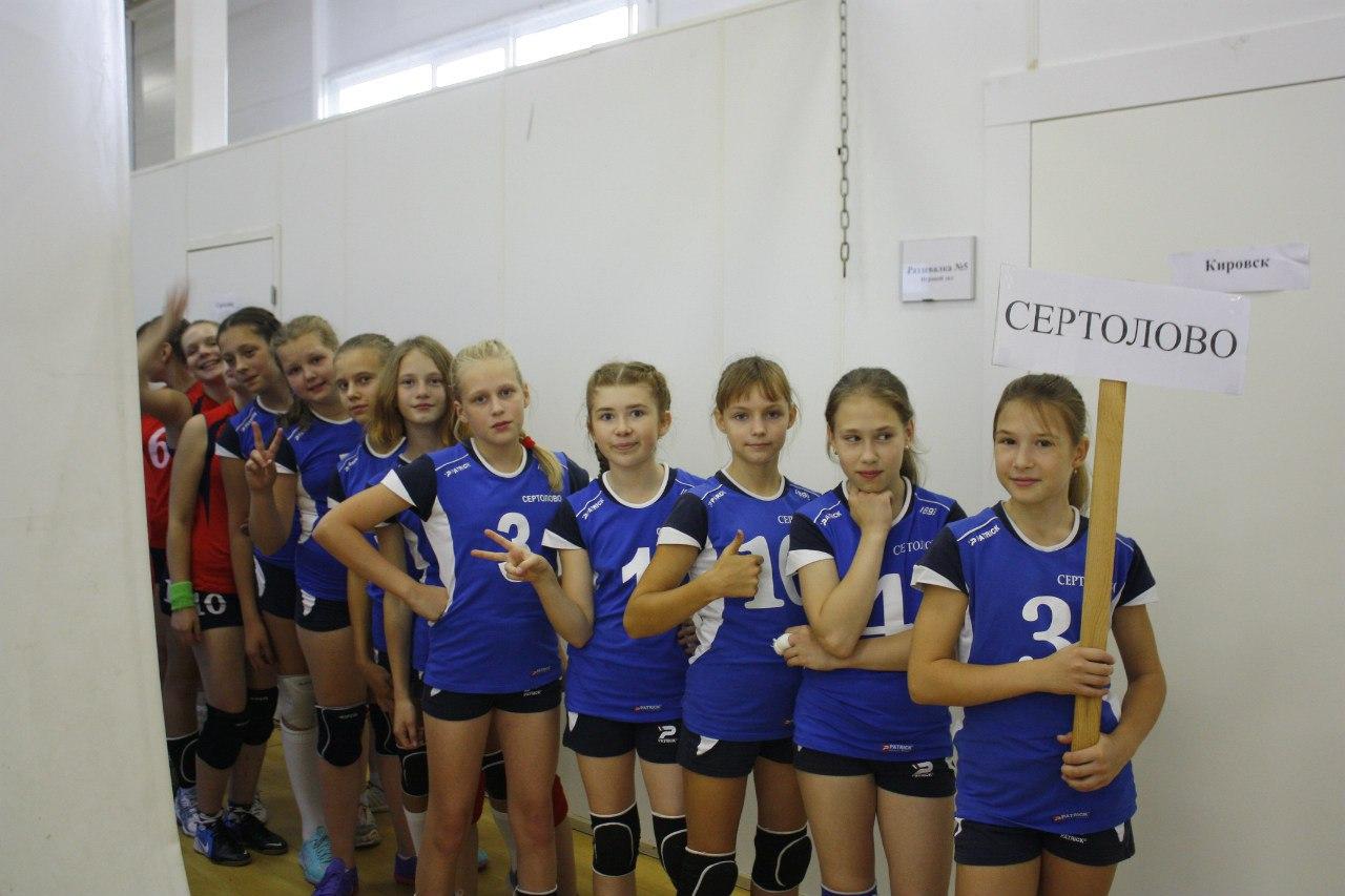 Итоги областного турнира по волейболу среди девушек в Кировске 2015 1
