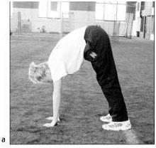 Разминочные и общефизические упражнения волейболистов12