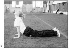 Разминочные и общефизические упражнения волейболистов13
