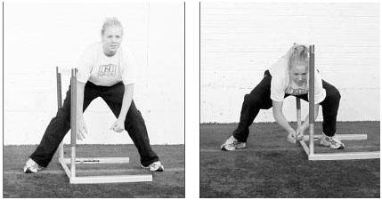 Разминочные и общефизические упражнения волейболистов15