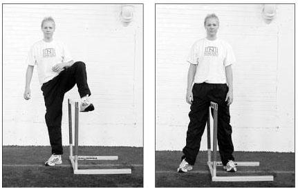 Разминочные и общефизические упражнения волейболистов16