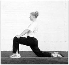 Разминочные и общефизические упражнения волейболистов8