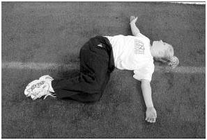 Разминочные и общефизические упражнения волейболистов9