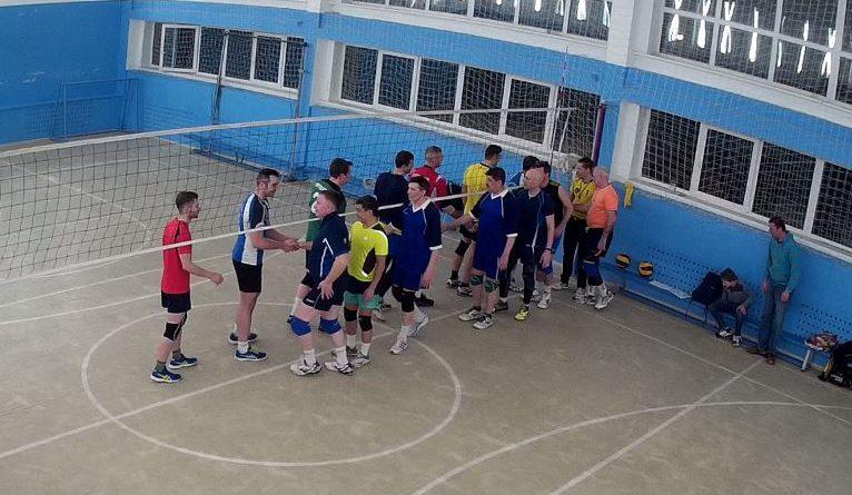 Внутреннее первенство XVIII Кубок МО Сертолово по волейболу